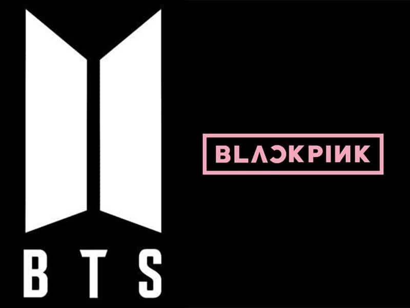 BTS & Blackpink logo
