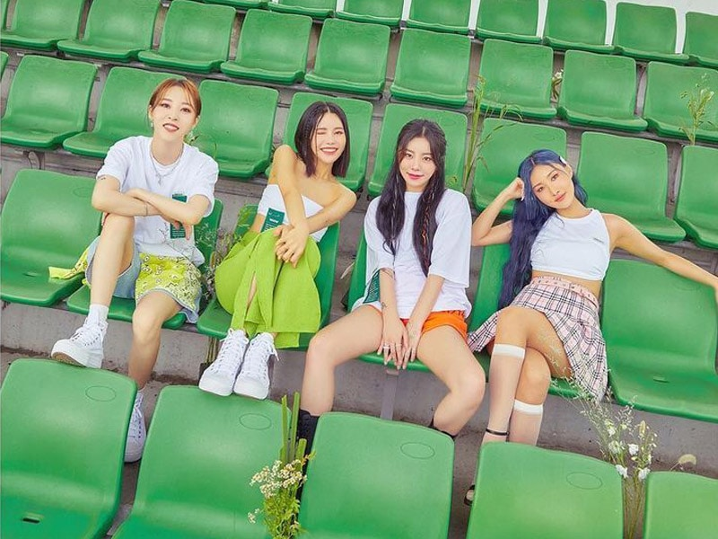 MAMAMOO Preps Up For A Delightful Comeback In September