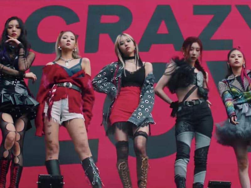 """ITZY Reveals Captivating Opening Trailer For First Full Album """"CRAZY IN LOVE"""""""